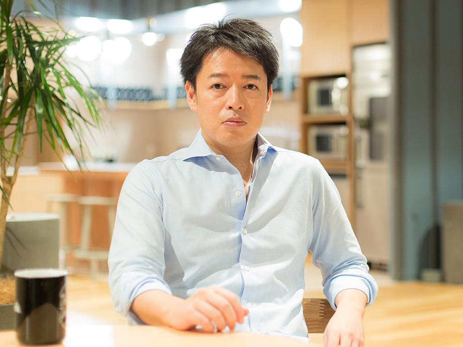 代表取締役 野口 博光の写真