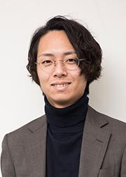 執行役員 植本 涼太郎氏の写真